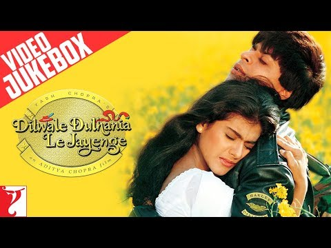 Dilwale Dulhania Le Jayenge - Full Song Video Jukebox | Shah Rukh Khan | Kajol