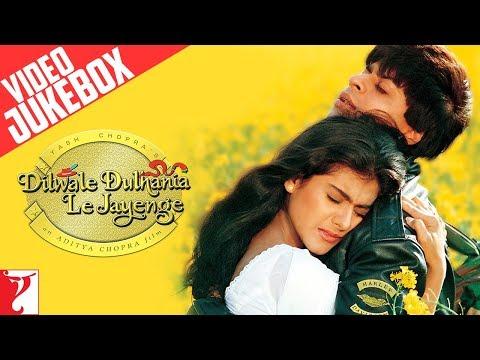 Dilwale Dulhania Le Jayenge Video Jukebox | Full Song | Shah Rukh Khan | Kajol