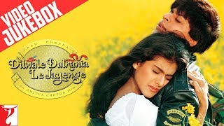 #20YearsOfDDLJ - Dilwale Dulhania Le Jayenge - Full Song Video Jukebox