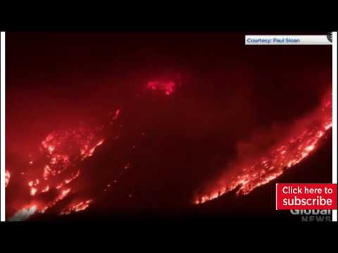 Breaking news, Waterton fire update 091217