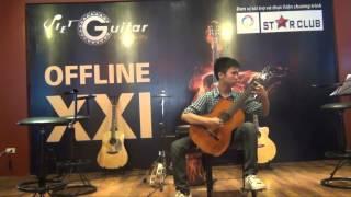 I 'll wait for you - học viên CLB Guitar LNT [Offline21- diễn đàn Việt Guitar]