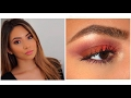 Too faced Sweet Peach Series: Smoldering Peach | Amber Vazquez