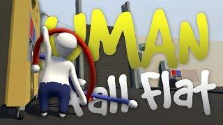 Human Fall Flat - HIGH VOLTAGE FUN!! (Human Fall Flat Gameplay) Part 5