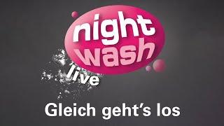 NightWash vom 11.03.2019 mit Simon, Sven, Felix, Enissa, Faisal, Ill-Young, Lena, August, Salim, Passun und Paul