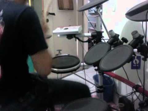 resya27 - Kemuri - Positive Mental Attitude (PMA) Drum Cover