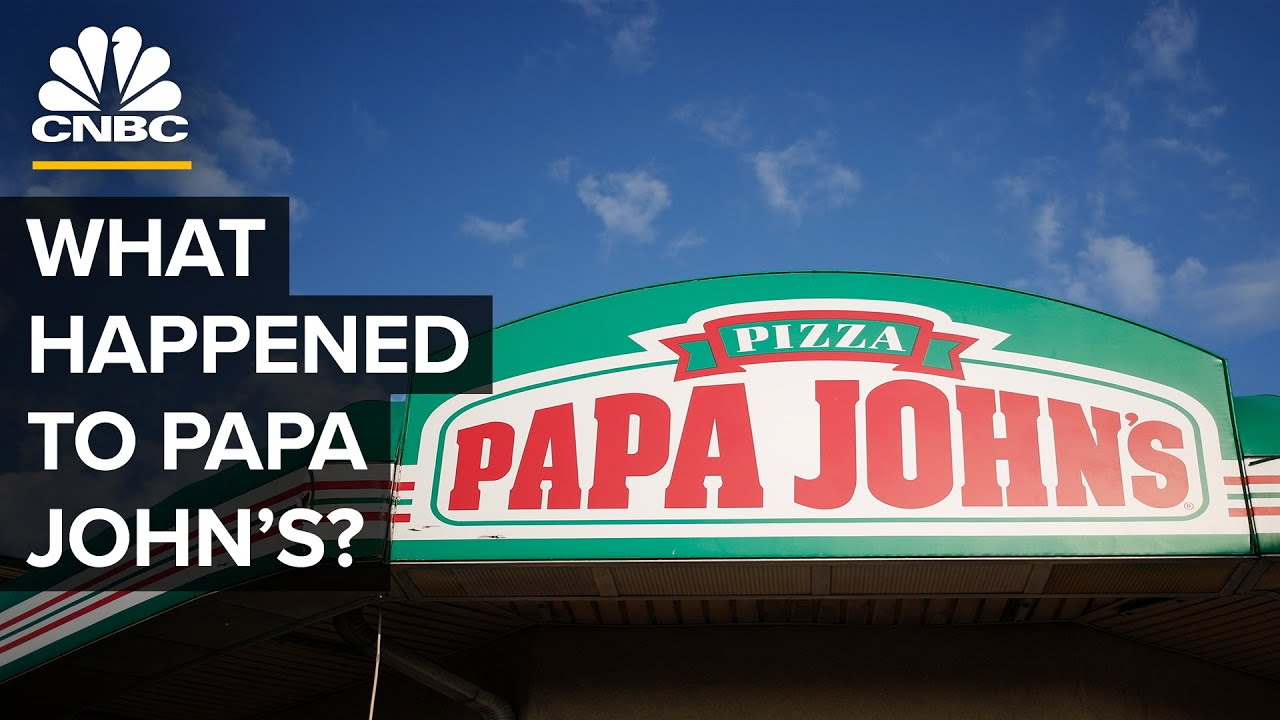 What Happened To Papa John's?