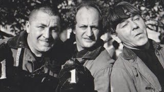 Larry Fine of The Three Stooges is a Kensington Hero!!