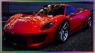 NOUVELLE PFISTER 811 CUSTOM SUR GTA 5 ONLINE