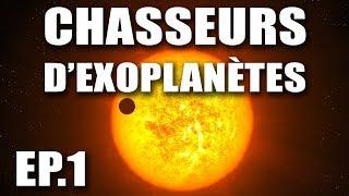 Chasseurs d'exoplanètes - Episode 1 - les méthodes indirectes - LDDE