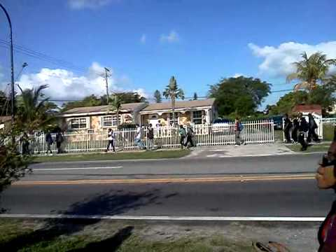 Miami Norland Senior High School Walk-Out