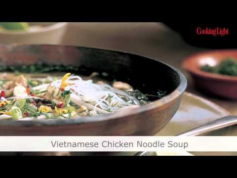 Light Chicken Soup Recipes