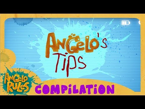 ANGELO SPECIALS - Angelo's Tips! [30 MINUTES] * HQ * Compilation