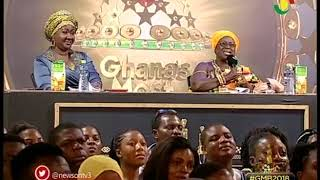 GMB 2018 WEEK 7 EVICTION AND VOTE COUNT - NABIA GO HOME Please don'...