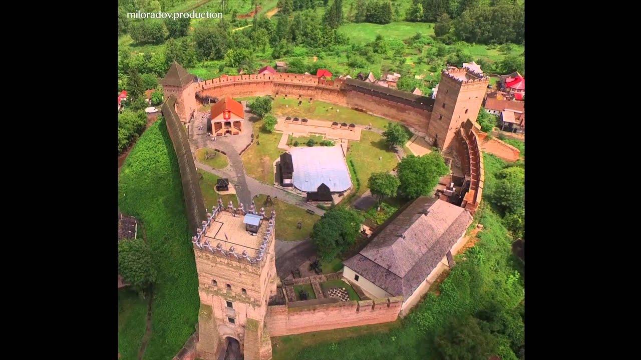 луцький замок фото