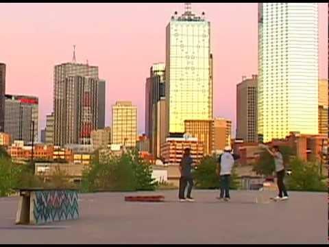 Texas Skate Session... Khalil Kozah. Sesai Parra. Raphael Levy.