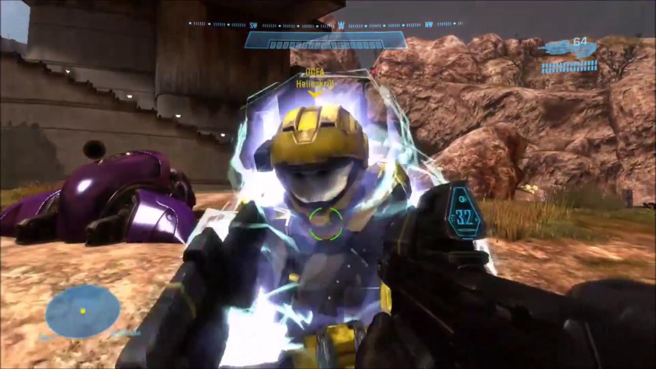 Halo reach armor lock glitch in matchmaking