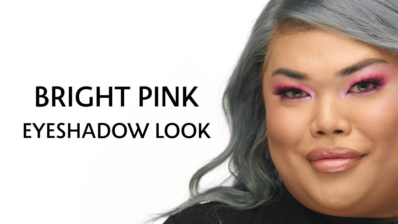 How to: Bright-Pink Eyeshadow Look | Sephora