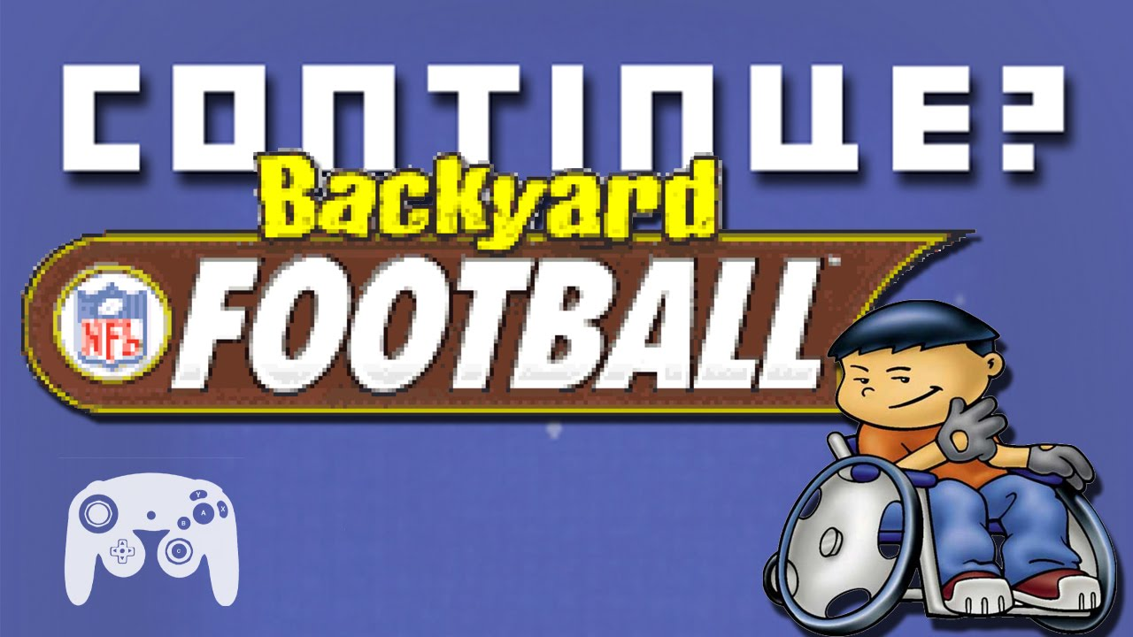 backyard football gcn continue youtube