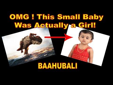 Did You Know That Baby Mahendra Baahubali...
