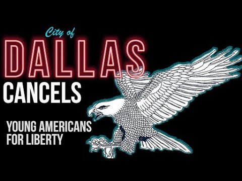 CANCELED: City Of Dallas Drops Young Americans For Liberty Convention