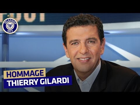 Thierry Gilardi aurait fêté ses 59 ans cette année