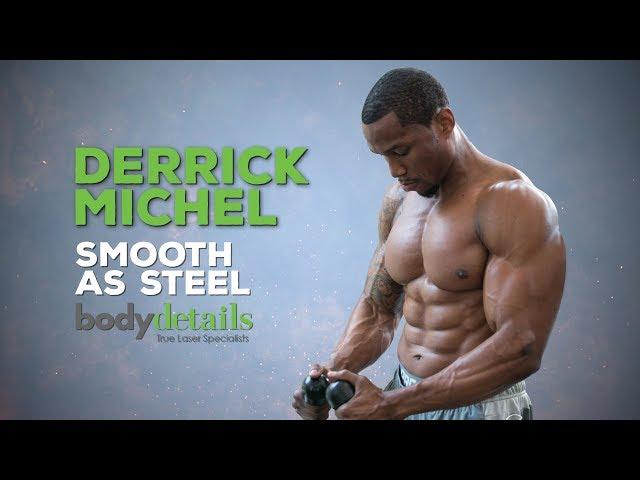 Laser Hair Removal | Body Hair Treatments for Men | Derick Michel | Body Details