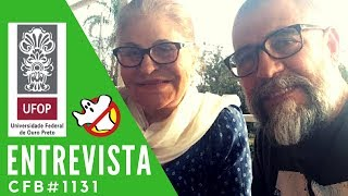 André Ferrari Entrevista Caça Fantasmas Brasil