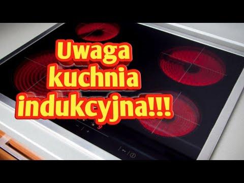Uwaga Na Kuchenki Indukcyjne Youtube