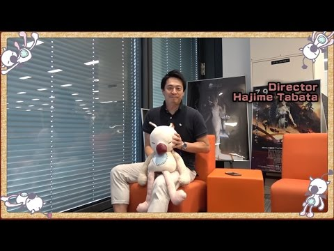 Final Fantasy XV - Moogle Creators Interview