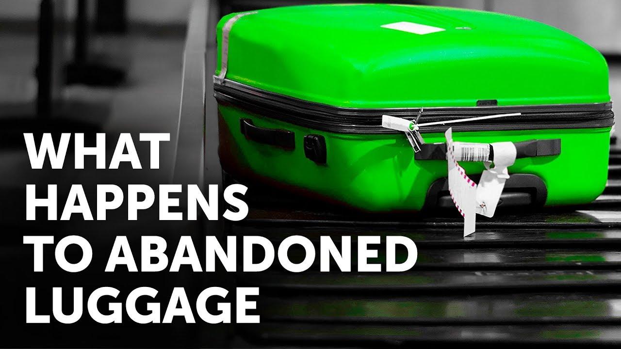 Што се случува со изгубениот багаж на аеродромите?