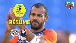 Montpellier Hérault SC - SM Caen ( 2-0 ) - Résumé - (MHSC - SMC) / 2018-19