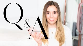 Q&A! HOW I MAKE MONEY + AFFORD LUXURY BAGS? | Hello October