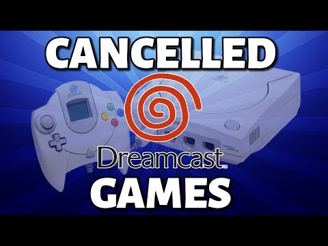 15 Cancelled Sega Dreamcast Games