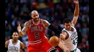 Chicago Bulls vs Boston Celtics | March 30, 2014 | Full Game Highlights | NBA 2013-2014 Season