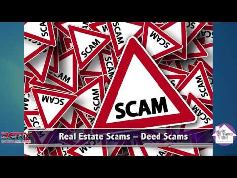 How to Avoid Deed Scams