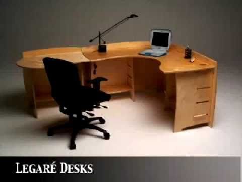 Easy-Assemble Tool-Free Modular Office Furniture