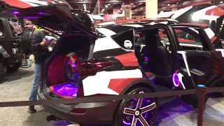 2018 dub show updated Highend booth