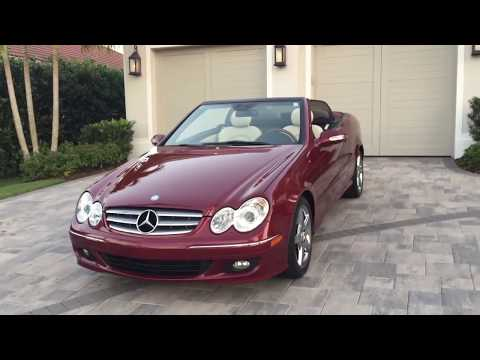 2009 mercedes benz clk350 convertible for sale by auto for Mercedes benz clk350 convertible for sale