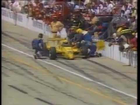 Cummins - 1987 Indianapolis 500 Win
