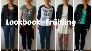 Lookbook - Frühling/Spring ♡