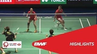 DAIHATSU YONEX JAPAN OPEN 2018 | Badminton XD - F - Highlights | BWF 2018