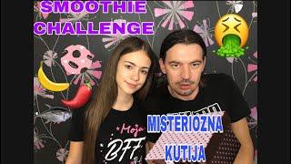 SMOOTHIE CHALLENGE 2 *misteriozne kutije*