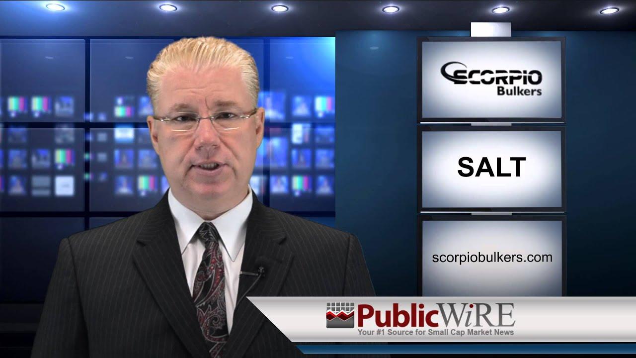 Scorpio Bulkers, Inc
