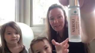 Neroli essential oil testimony...a WAHMs best friend!