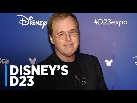 INCREDIBLES 2: Brad Bird at Disney's D23 2017