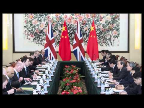 Is the UK kowtowing to China?