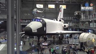видео Музей космической техники