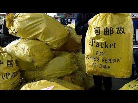 Почта Казахстана не принимает посылки из Китая. Коронавирус не причем