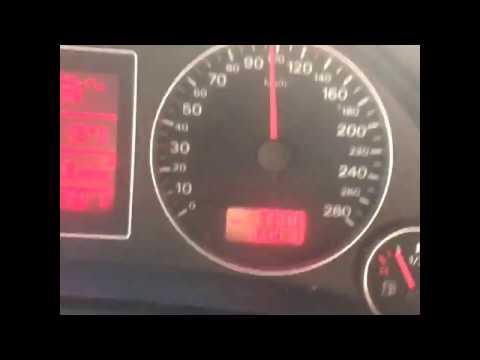 Audi A4 b7 DTM 0-100 revo+ihi 95 octane