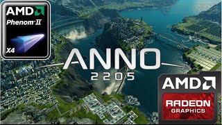 Anno 2205 (HD 7850/Phenom II X4) [Medium]